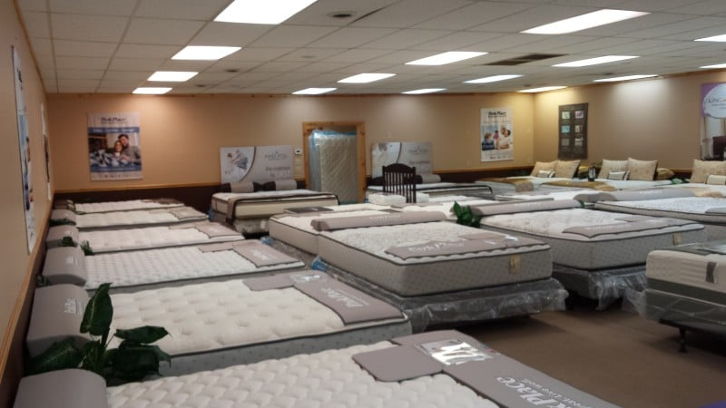 Nothing But Beds Mattress Outlet Andrews & Murphy NC