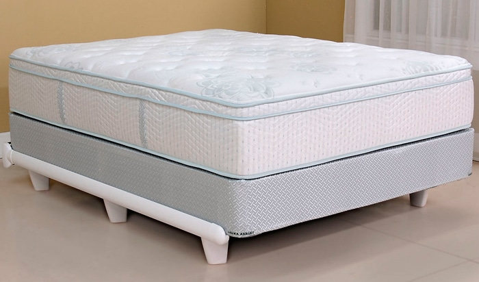 London euro top mattress mattress store nothing but beds for Save big mattress bedrooms smyrna ga