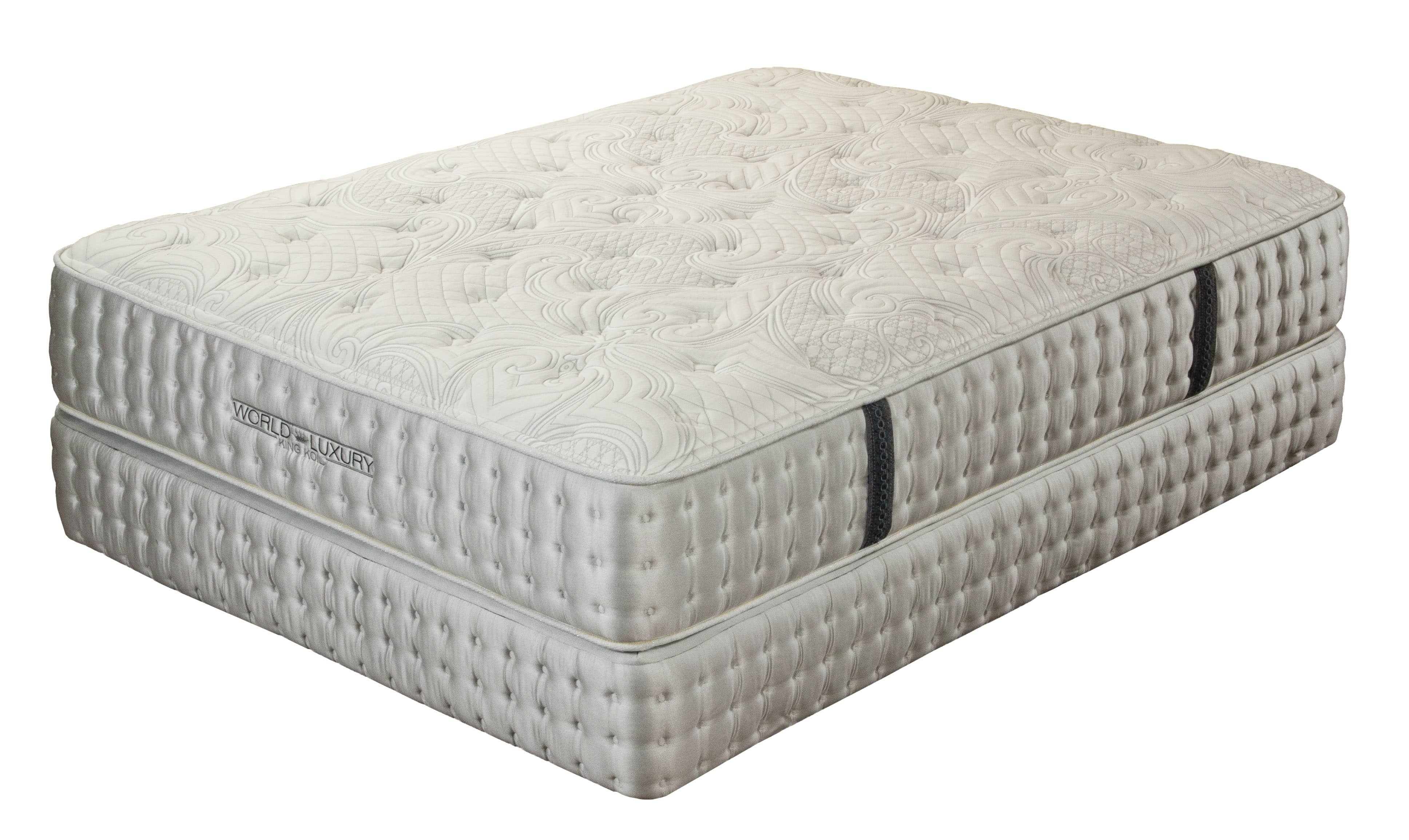 Monaco Plush Mattress Store Nothing But Beds
