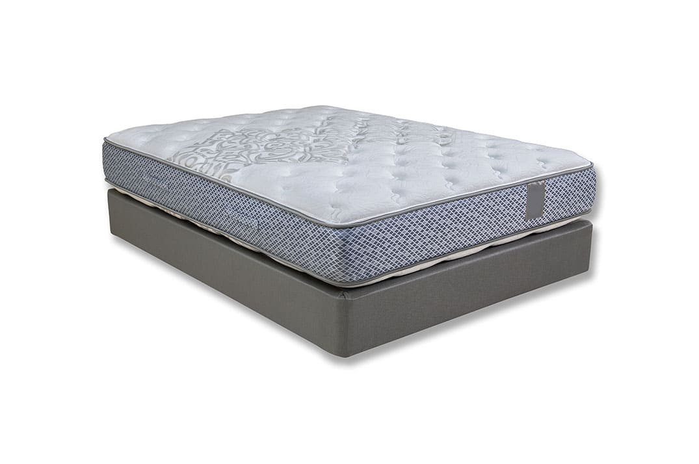 Silverton plush mattress mattress store nothing but beds for Mattress depot