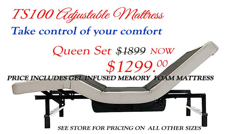Sale on Adjustable Beds