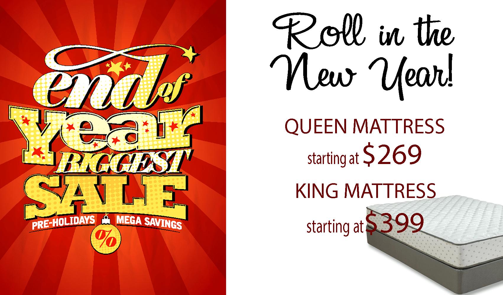 Queen Mattress Sale