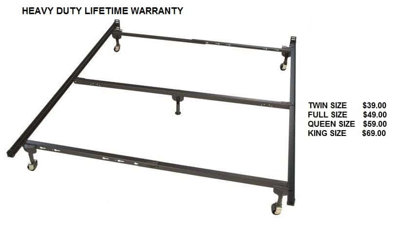 Glide Away Bed Frame